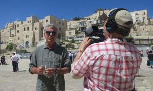 Season 2 of Anthony Bourdain premieres September 15 in Jerusalem - Israel, West Bank and Gaza