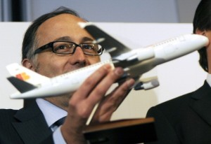 'CNN Business Traveller' meets the CEO of Iberia, Luis Gallego (Credit: Getty Images)