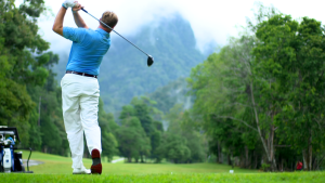 'Living Golf' meets four-time Major winner Ernie Els in Malaysia