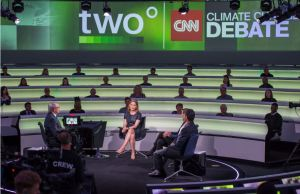 Two Degrees: CNN Climate Change Debate