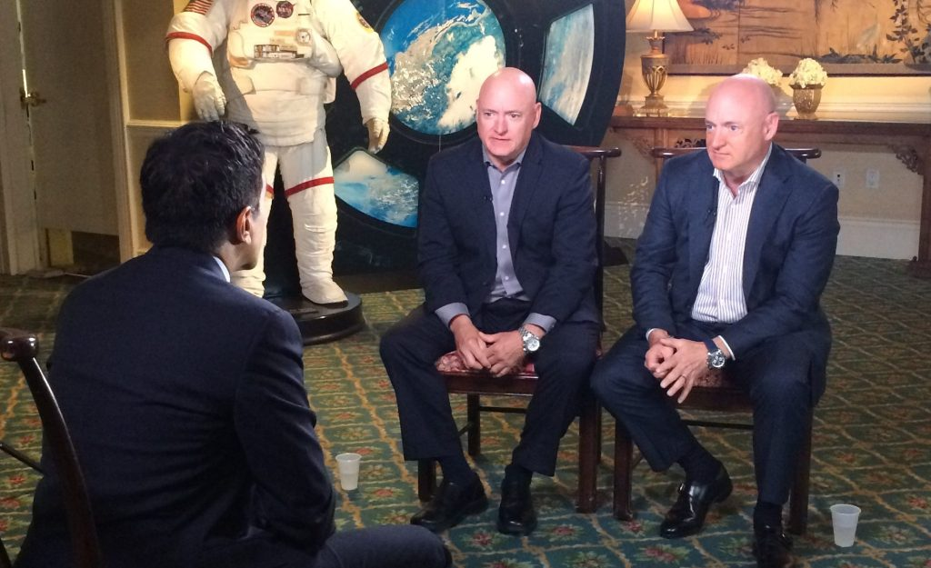 Kelly brothers intv with Sanjay