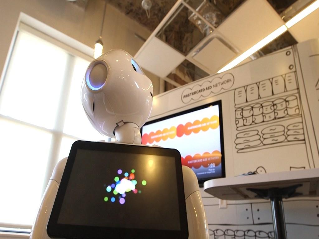 mastercard-robot